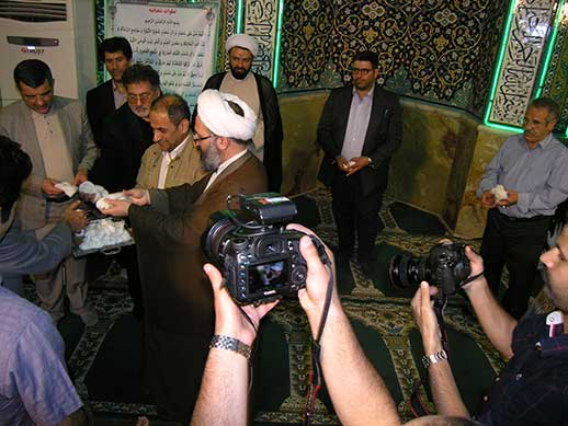 برنامه های دهه تکریم وغبار روبی در مسجدالنبی اعلام شد