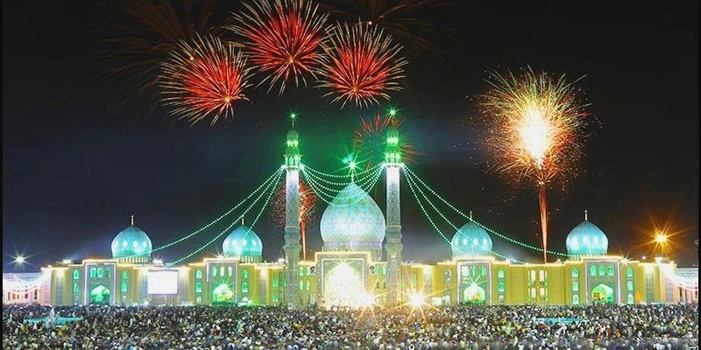 برگزاری احیای نیمه شعبان در مساجد