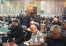 مراسم احیاءدر دومین شب ازلیالی قدر برگزارشد.