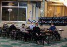 اولین مراسم لیالی قدردرنوزدهم ماه رمضان  بارعایت پروتکل های بهداشتی درمسجدالنبی برگزارشد