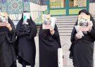 توزیع بسته های بهداشتی در محله امیر آباد